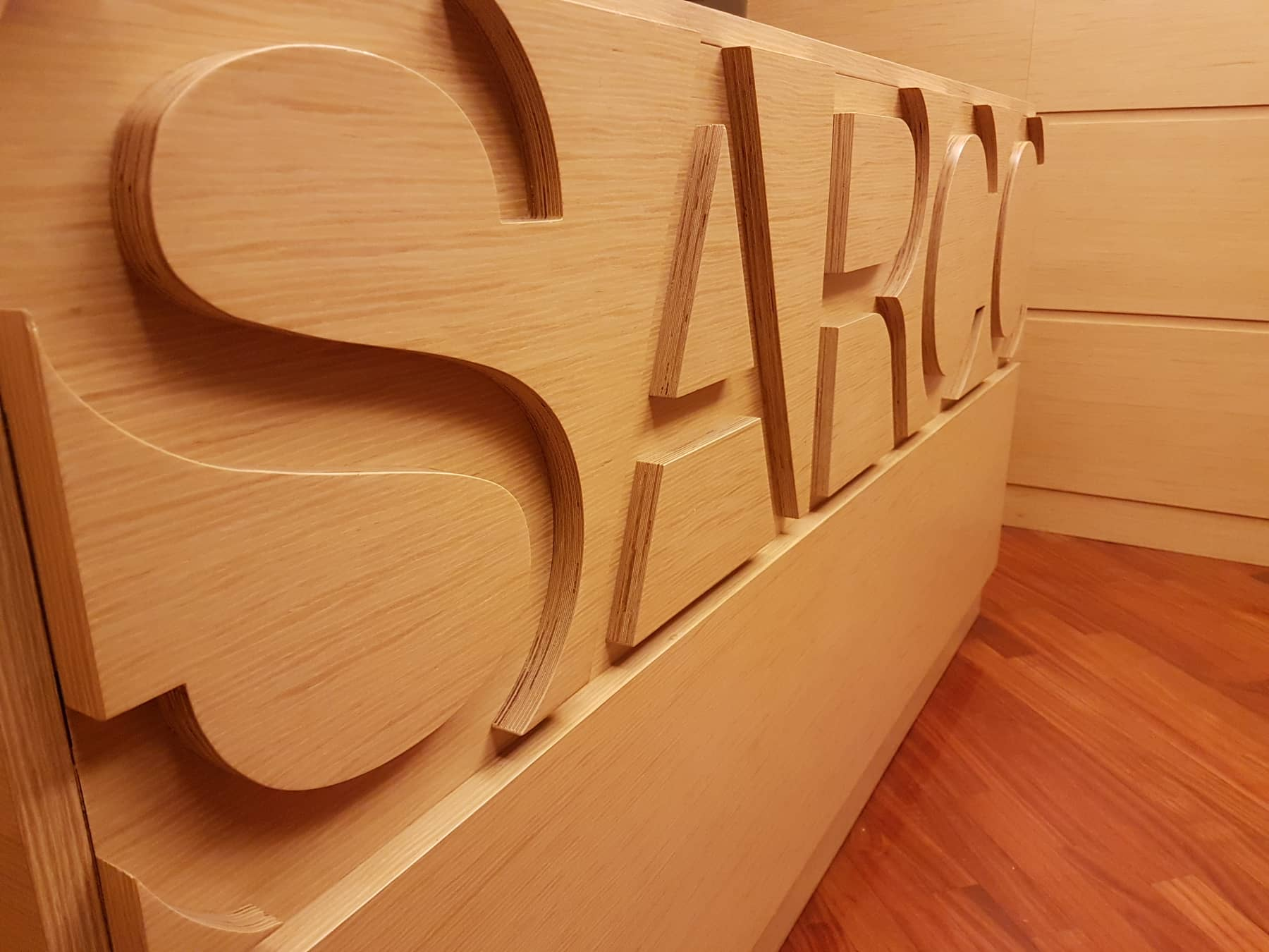 Lo staff dello Studio Associato Sarcc, sempre verso gli orizzonti della professionalità di settore