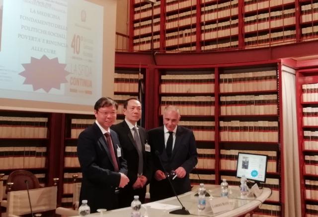 """Convegno a Roma sul Social Impact Finance, il commercialista Lamberto Mattei: """"soddisfazione per gli esiti conclusivi"""""""