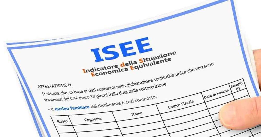 Dal 1 gennaio 2020 in vigore gli aggiornamenti ISTAT per gli importi di reddito e l'indicatore ISEE