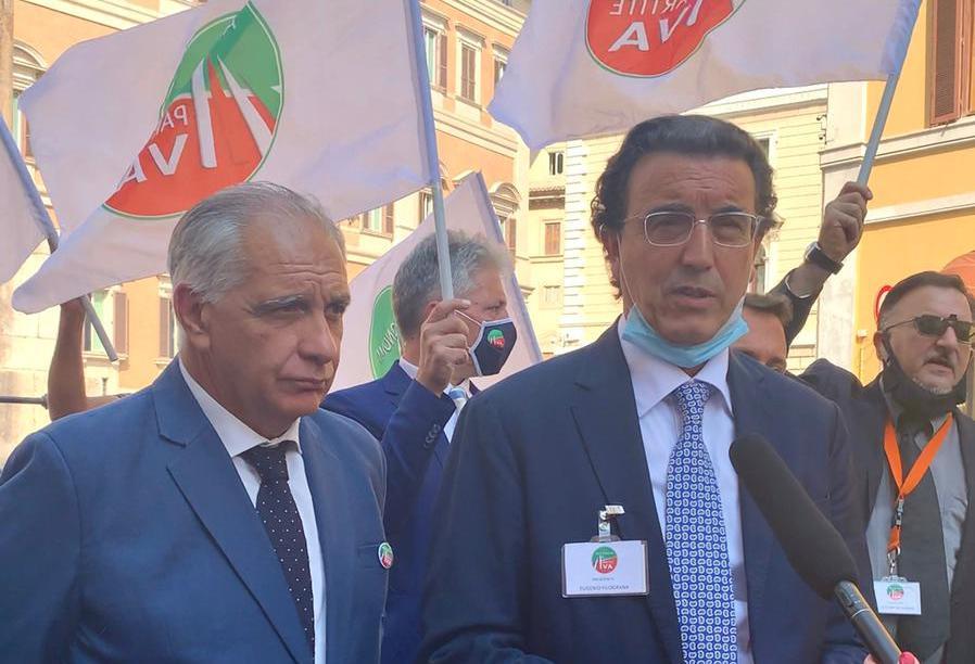 """Autonomi e Partite Iva in piazza a Roma, Lamberto Mattei: """"da noi proposte alle gravi criticità del momento"""""""
