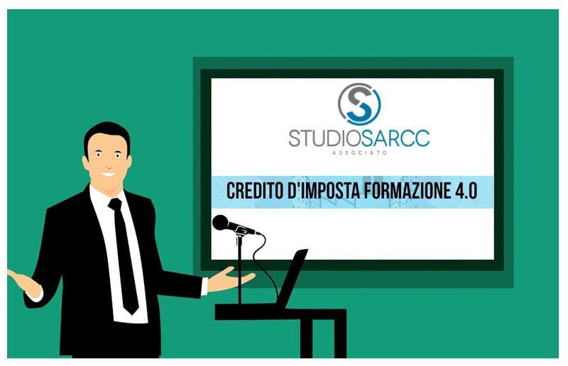 Credito di imposta spese di formazione 4.0, al via il team dello Studio Sarcc di Roma