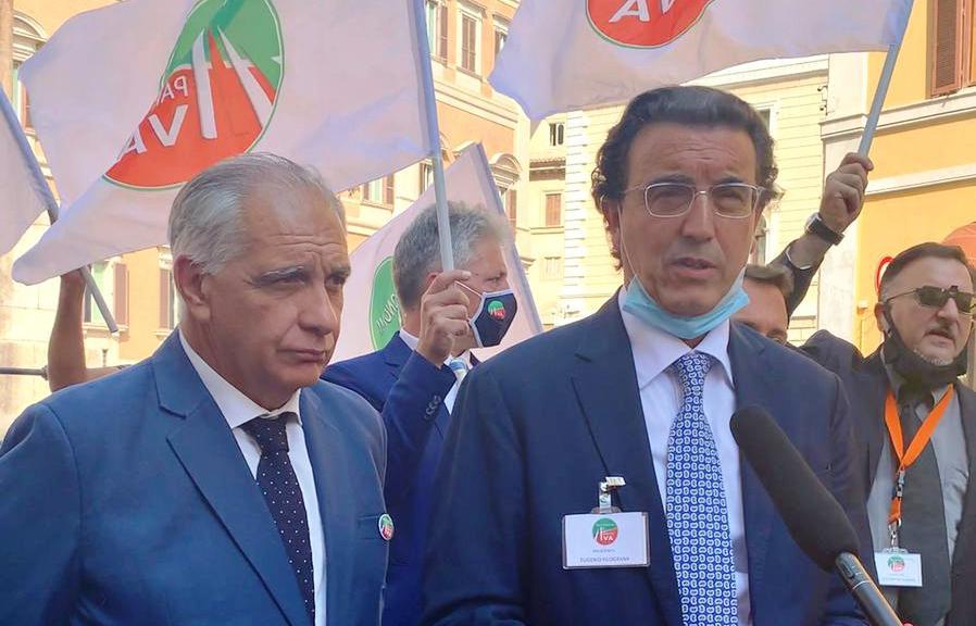 """La voce del popolo in piazza, Filograna e Mattei (Aut.P.Iva): """"ci saremo per difendere il lavoro"""""""